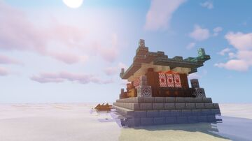 Chut a place to relax : Minecraft Map & Project