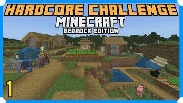 Hardcore Challenge Update Seed #1 Minecraft Blog