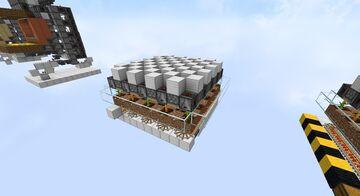 Melon/Pumpkin Farm Minecraft Map & Project