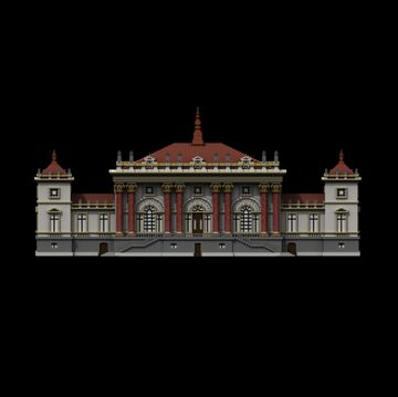 Simple Palazzo Palladiano II Minecraft Map & Project