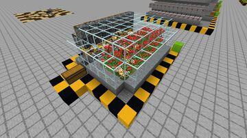 Auto honey Farm Minecraft Map & Project