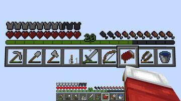Hotbar XL Minecraft Map & Project
