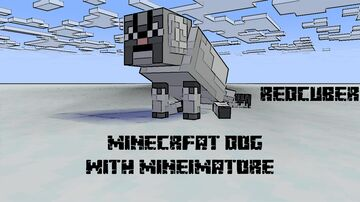 dog Minecraft Map & Project