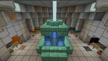 The Temple of the Bois: Adventure Map! Minecraft Map & Project