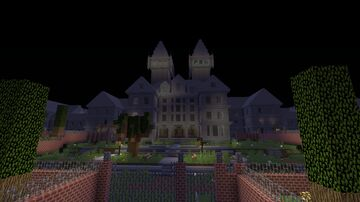 Outlast (Minecraft Edition) [Open BETA] Minecraft Map & Project