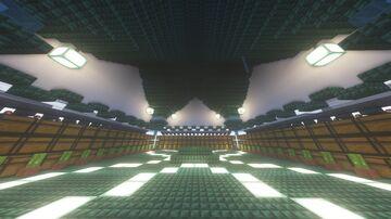 sugar cane farm + cactus farm + warehouse Minecraft Map & Project