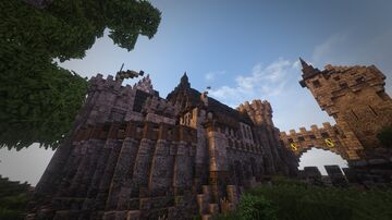 Château de rêves | #ConquestReforged Minecraft Map & Project