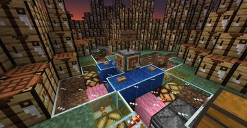Ultimate Crafter's Table! Minecraft Map & Project