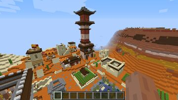 Chapati Hindustani gamer dubai city Minecraft Map & Project