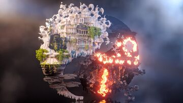 Corrupted Peace Minecraft Map & Project