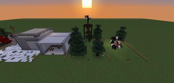 Trevor Hendorson Creatures 1.15.2 (BETA) (NEW UPDATE) Minecraft Map & Project