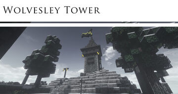 Wolvesley Tower [Conquest Reforged] Minecraft Map & Project