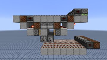Counter & Pulse multiplier Minecraft Map & Project