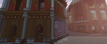 The Royale Bakery Minecraft Map & Project