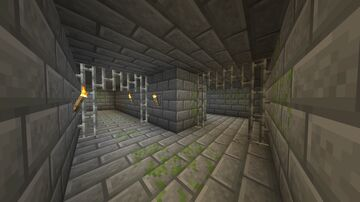Infinite's mansion Minecraft Map & Project