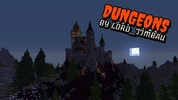 Dungeons by Lord_Timbau Minecraft Map & Project