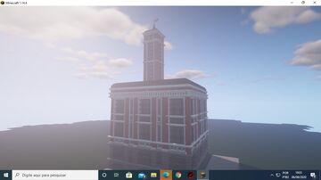 Singer Building -  skyscraper version Minecraft Map & Project