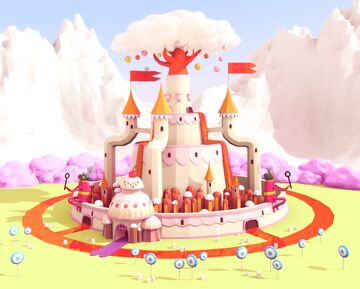 Candy Kingdom (Adventure Time) Minecraft Map & Project