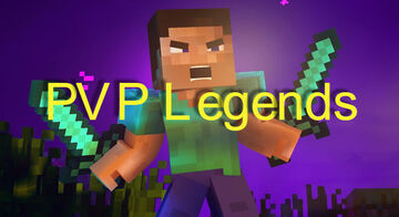 PVP Legends 1.14.4 Or 1.14 Minecraft Map & Project