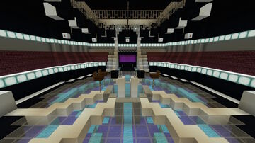 Who Wants To Be A Millionaire? (WWTBAM) UK Studio 2011-2014 Minecraft Map & Project