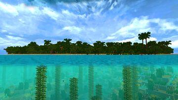 Secret Land Minecraft Map & Project