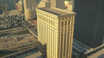 The Frick Building Minecraft Map & Project