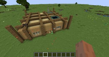 cursed house (: Minecraft Map & Project