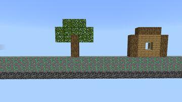 Emerald World Survival Minecraft Map & Project