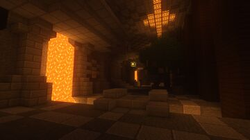 Aldrum Medieval World RPG Map Minecraft Map & Project