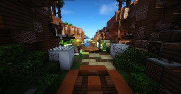 Auth | lobby for server network Minecraft Map & Project