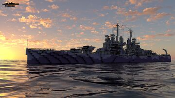USS Cleveland 1:1 Scale (1942 & 1945) Minecraft Map & Project