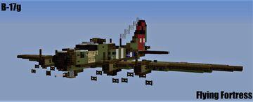 b17g 1.5:1 Minecraft Map & Project