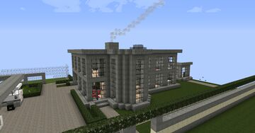 Anwesen | estate Minecraft Map & Project