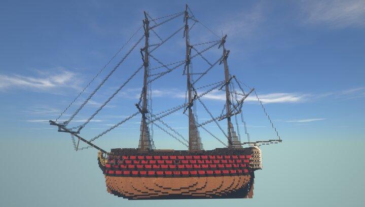 ship profile
