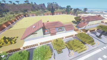 Farm Çiftlik 7 Minecraft Minecraft Map & Project