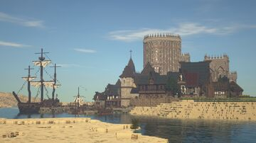 Avenburg Minecraft Map & Project