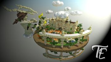 Island for skyblock server craftplay.pl | Team Elementary Minecraft Map & Project