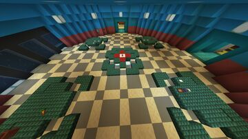 Among Us Skeld Map Minecraft Map & Project