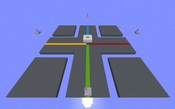 Speeedbridge Sim Minecraft Map & Project