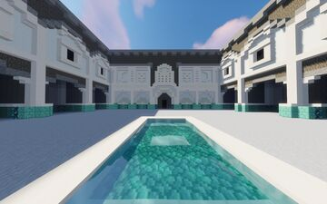 Madrassa in Minecraft Minecraft Map & Project