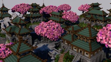 Oriental spawn [⬇] Minecraft Map & Project