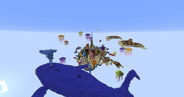 Skyblock spawn (MCTitan) Minecraft Map & Project