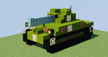 M4 Sherman Minecraft Map & Project