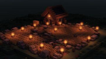 Tiny Farm Minecraft Map & Project