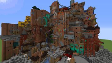 Unfinished Ian Mcque Inspired Map Minecraft Map & Project