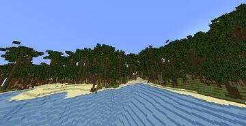 Island World Minecraft Map & Project