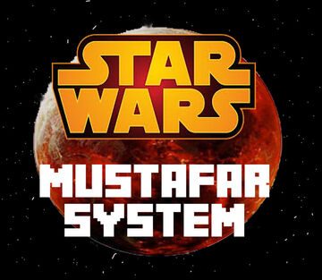 Star Wars Mustafar System (Lava Planet) Minecraft Map & Project