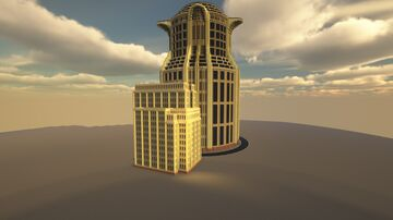 METROPOLIS 1927 Tower of Babel Minecraft Map & Project