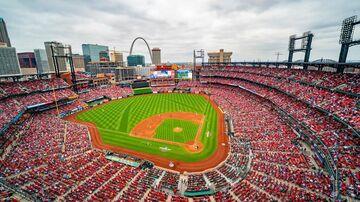 Minecraft Busch Stadium- Home of the St. Louis Cardinals (+Download) Minecraft Map & Project
