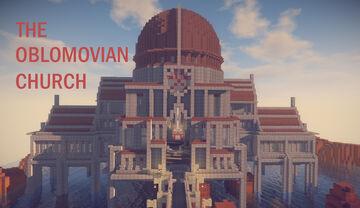 The Oblomovian Church [1.16.2] - Adventure/Escape Map Minecraft Map & Project